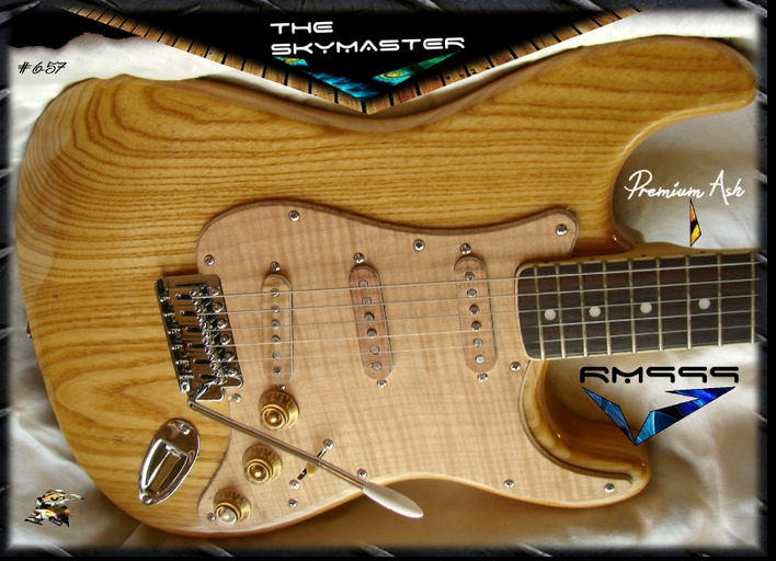 RM999 Ash High Gloss The SkyMaster #6-57