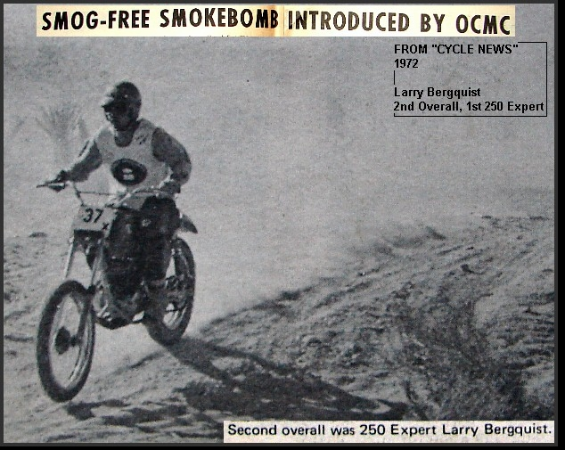 ORANGE COUNTY MC. 1972