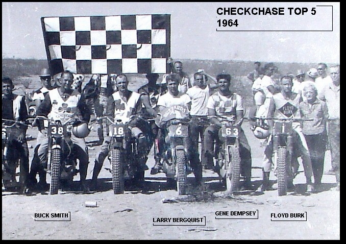 PERSONAL PHOTO - CHECKCHASE 1964