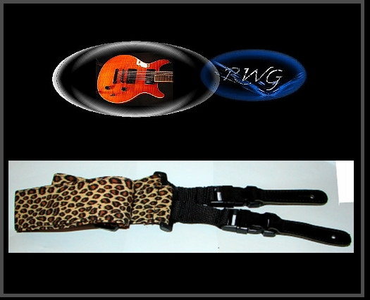 Quick Release Guitar Strap Adjustable