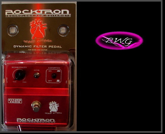Rocktron Heart Attack