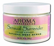 Abra Therapeutics  Sensual Surrender Body Scrub 10oz Jar