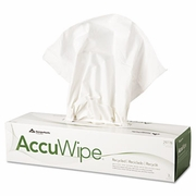 AccuWipe® Technical Cleaning Wipes, 15 x 16 7/10, 70/Box, 20 Boxes/Carton
