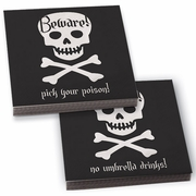 Beverage Napkins  Pick Your Poison  20 napkins/pkg