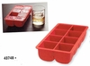 BIG BLOCK Silicone Ice Cube Tray