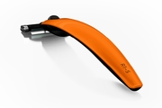 Bolin Webb R1-S SIGNAL ORANGE Razor, Compatible With Mach3 Blade