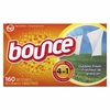 Bounce® Fabric Softner Dryer  Sheets   160 sheets/box