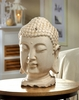 Buddha Head Figurine    FREE SHIPPING