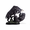 "Bullish Market ""The Big Fight"" Bronzed Metal Sculpture"