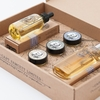 Captain Fawcett's Perfum, Wax & Beard Oil Gift Set
