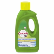 Cascade Dishwashing Gel Lemon Scent 45oz  9/case