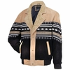 Casual Outfitters™ Solid Genuine Suede Leather Jacket