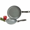 Chef's Secret®  Non-Stick Carbon Steel Frypan Set  2pc