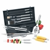 Chefmaster™  Stainless Steel Barbeque Set 19pc