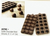 Chocolate Mold Truffle Silicone