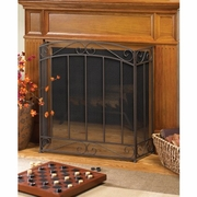 Classic Design Fireplace Srceen  FREE SHIPPING