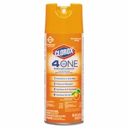 Clorox® 4 in One Disinfectant & Sanitizer  14oz