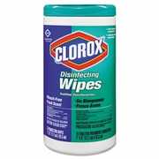 Clorox® Disinfecting Wipes Fresh Scent  75Ct 6/cs