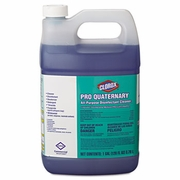 Clorox® Pro Quaternary All-Purpose Disinfecting Cleaner Gal  2/case