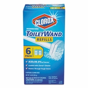 Clorox® TolietWand™ Disposable Cleaning Refill  8/case