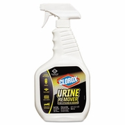 Clorox® Urine Remover 32oz Trigger Spray Bottle   9/case