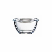 """Cocoon 2 1/4"""" Clear Bowl    36pc"""