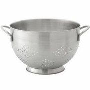 Colander Stainless Steel Deep  5QT