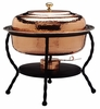 Copper Plated  Chafing Dish  6 QT Oblong