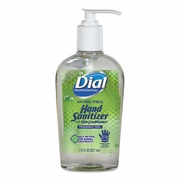 Dial ®  Hand Sanitizer 7.5oz Bottle  (12/case)