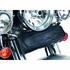Diamond Plate™ 3pc Buffalo Leather Motorcycle Bag Set