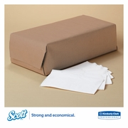Dinner Napkins Scott® Brand  1/8 fold.  3000/cs