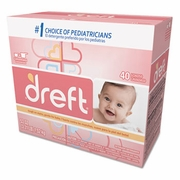 Dreft® Ultra Laundry Detergent 53oz Box