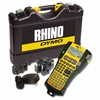Dymo Rhino 5200 Industrial Label Maker Kit, 5 Lines