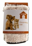 E-Cloth For Pets Grooming Mitt