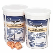 Easy Packs® Neutral Floor Cleaner Packets  2 tubs/case