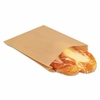 BagCraft Eco-Craft Grease Resistant Sandwich, Hot Dog, or Sub  Bag Natural  2000/box