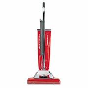 """Sanitaire® Widetrack Commercial Upright Vacuum w/Vibra Groomer, 16"""" Path  FREE SHIPPING"""