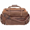 "Embassy™ 24"" Brown Faux Leather Tote Bag"