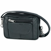 Embassy™ Solid  Lambskin Leather Purse