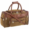 """Embassy™ Travel Gear 17"""" Faux Leather Tote Bag"""