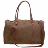 """Embassy™ Travel Gear Faux Leather 21"""" Tote Bag"""