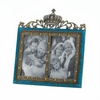 English Crown Duo Photo Frame