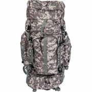Extreme Pak™ Digital Camo Water Repellent Heavy-Duty Mountaineer  Backpack