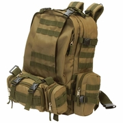 ExtremePak™ Water-Resistant, Heavy-Duty Backpack