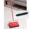 Fuller Electrostatic Carpet Sweeper Red