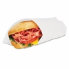 Grease-Resistant Paper Sandwich Wrap  White 15 x 16  1000sh/bx