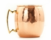 Hammered   Copper Moscow Mule Mug  16oz