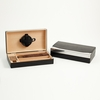 Humidor, Leather Travel Size With Cutter and Humistat