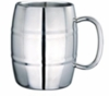 Keep Kool�� Double Wall Stainless Steel Barrel Mug  16.9oz