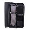 Leather Travel Tie Case   FREE SHIPPING